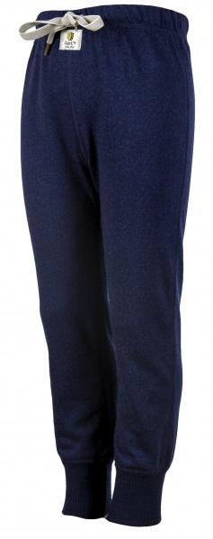 Bukse i ull med elastisk snor fra Janus Ulliver.no