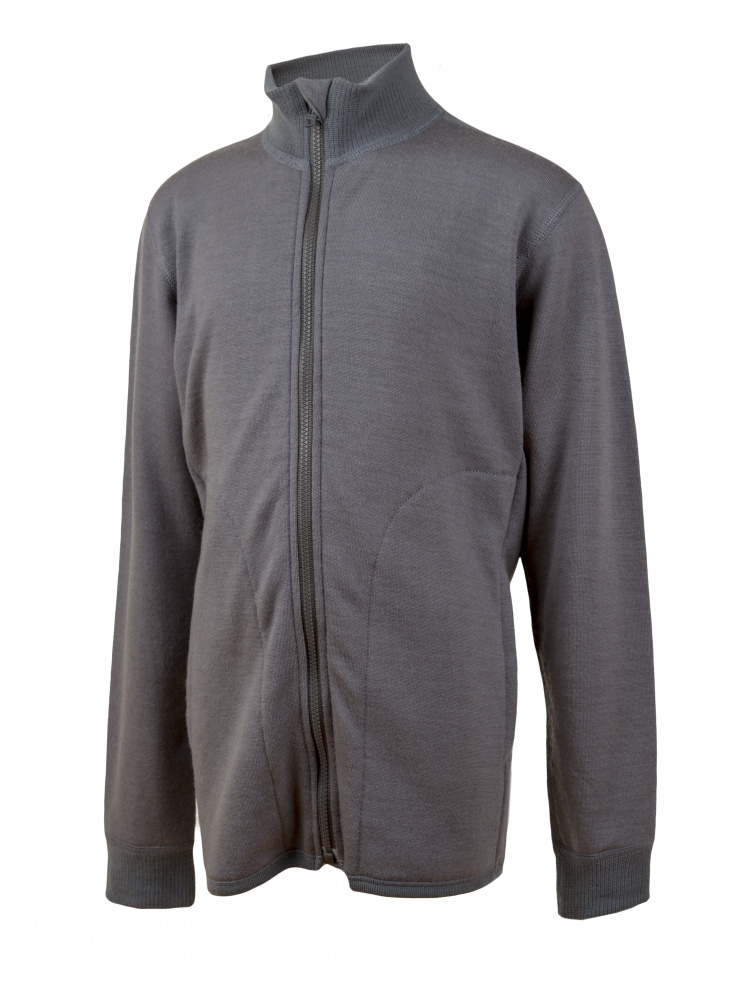 Janus Designwool jakke i merinoull Ulliver.no